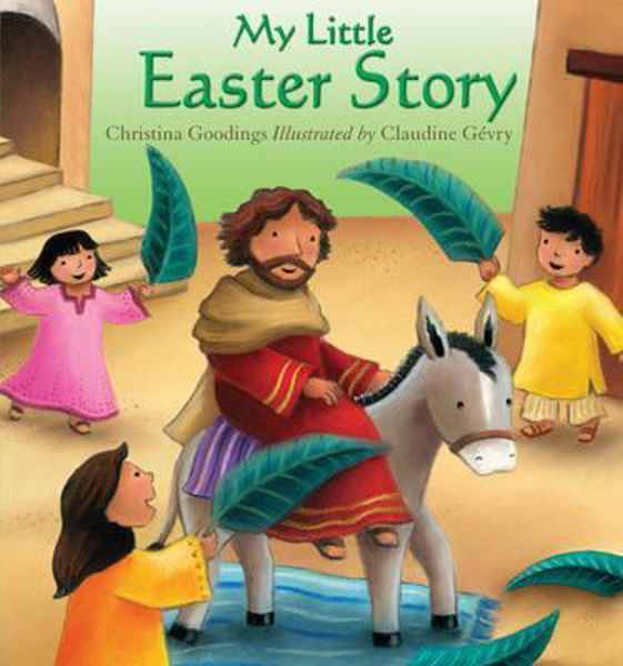 Picture of MY LITTLE EASTER STORY