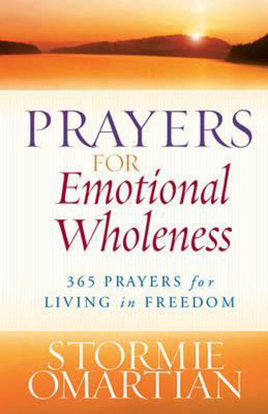 Picture of PRAYERS FOR EMOTIONAL WHOLENESS
