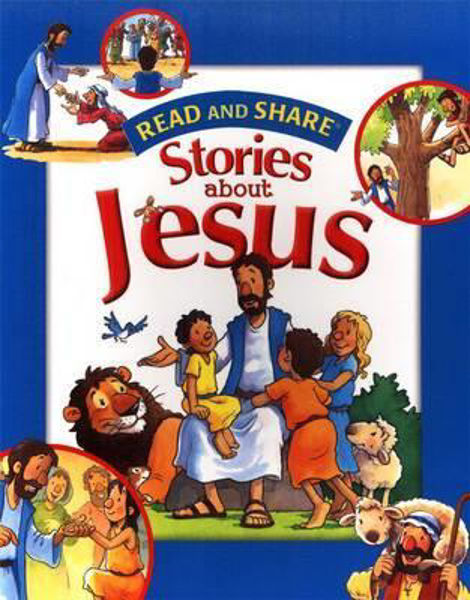 Picture of READ AND SHARE STORIES ABOUT JESUS