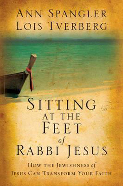 Picture of SITTING AT THE FEET OF RABBI JESUS