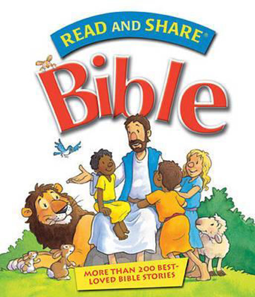 Picture of READ AND SHARE BIBLE