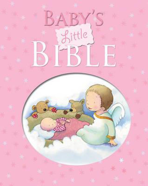 Picture of BABY'S LITTLE BIBLE Pink edition