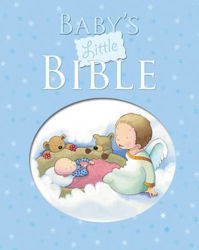 Picture of BABY'S LITTLE BIBLE Blue