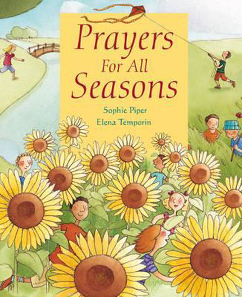 Picture of PRAYERS FOR ALL SEASONS