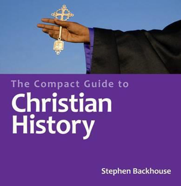 Picture of COMPACT GUIDE TO CHRISTIAN HISTORY