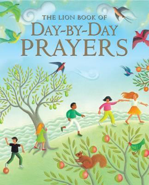 Picture of LION BOOK OF DAY-BY-DAY PRAYERS