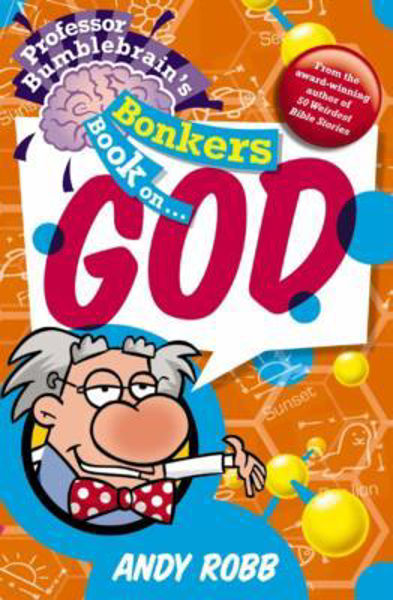 Picture of BONKERS BOOK ON/GOD