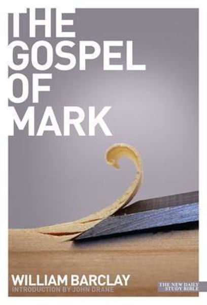Picture of WILLIAM BARCLAY/Gospel of Mark