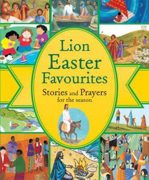 Picture of LION EASTER FAVOURITES