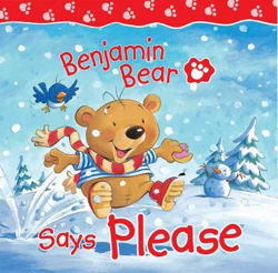 Picture of BENJAMIN BEAR SAYS PLEASE