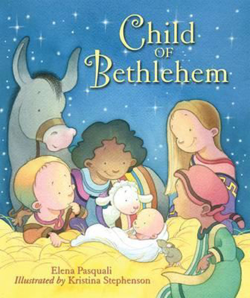 Picture of CHILD OF BETHLEHEM
