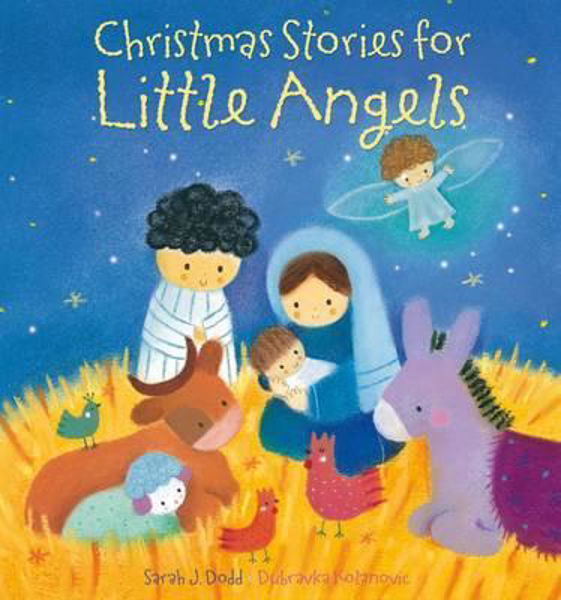 Picture of CHRISTMAS STORIES FOR LITTLE ANGEL