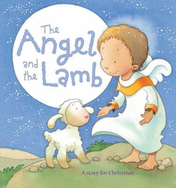 Picture of THE ANGEL AND THE LAMB