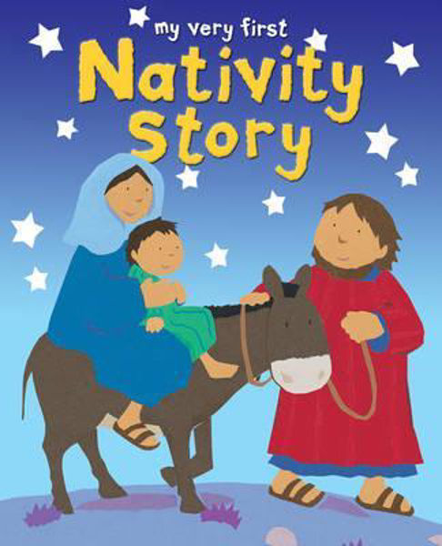 Picture of MY VERY FIRST NATIVITY STORY