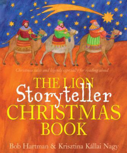 Picture of THE LION STORYTELLER CHRISTMAS BOOK