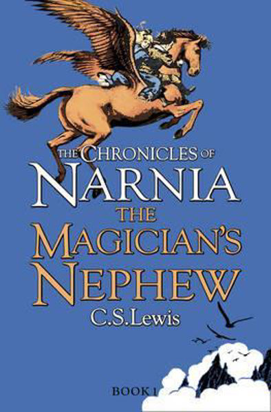 Picture of NARNIA/#1 THE MAGICIAN'S NEPHEW