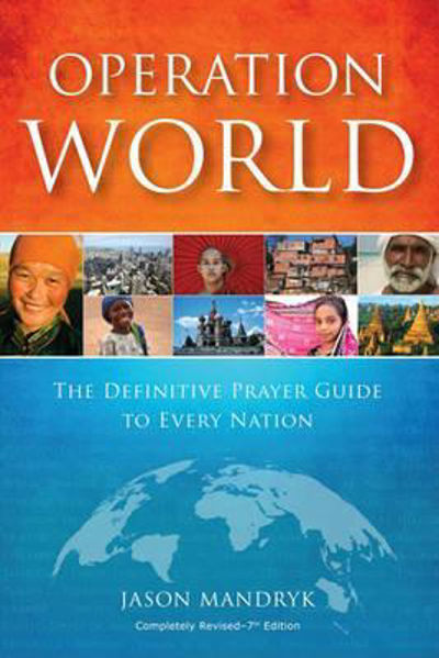 Picture of OPERATION WORLD 7TH EDITION Pbk