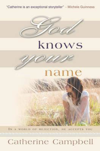 Picture of GOD KNOWS YOUR NAME
