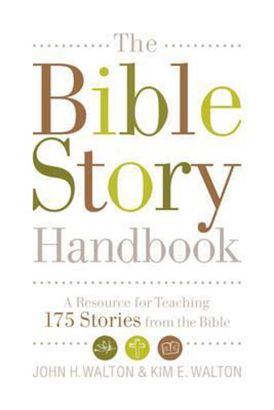 Picture of THE BIBLE STORY HANDBOOK