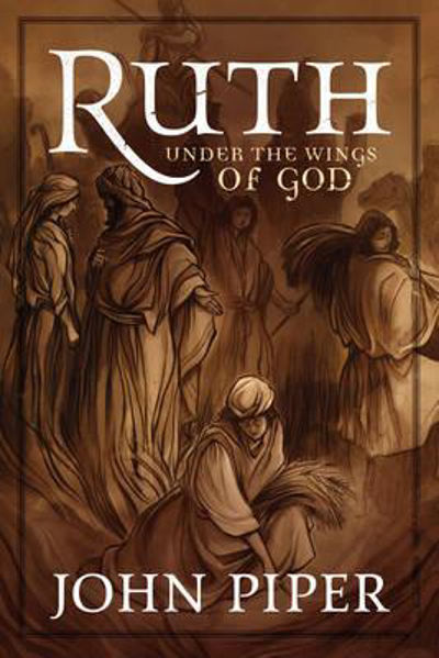 Picture of RUTH UNDER THE WINGS OF GOD