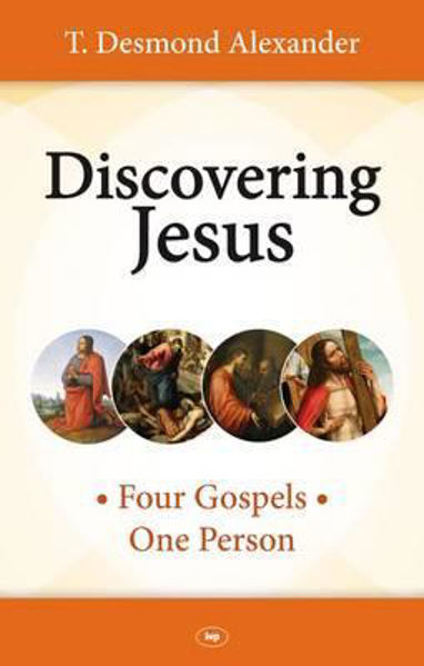 Picture of DISCOVERING JESUS