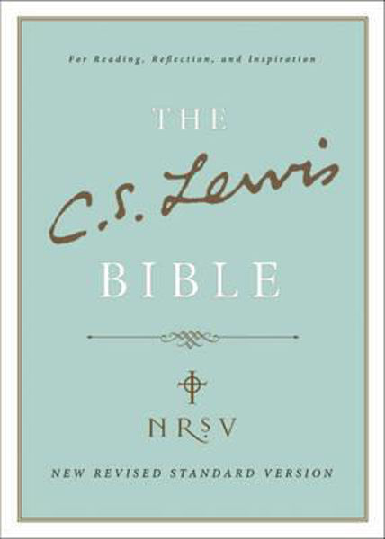 Picture of NRSV THE CS LEWIS BIBLE