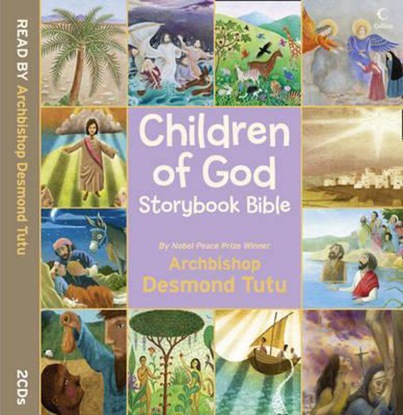 Picture of CHILDREN OF GOD STORYBOOK BIBLE AUDIO