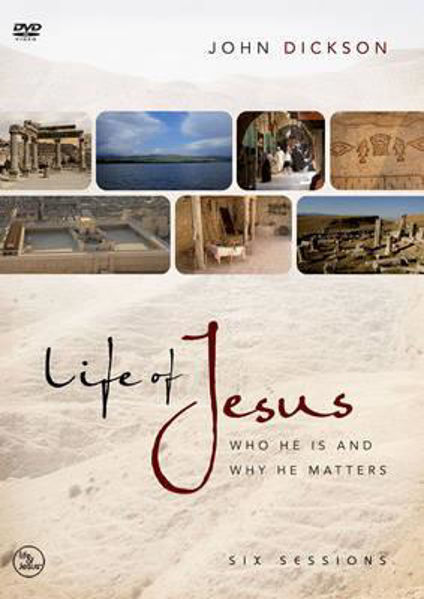 Picture of LIFE OF JESUS DVD