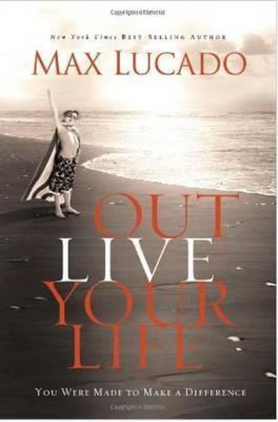 Picture of OUT LIVE YOUR LIFE Book
