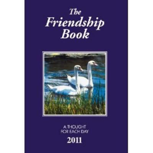 Picture of THE FRIENDSHIP BOOK 2011