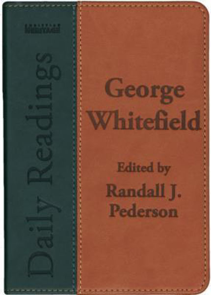 Picture of GEORGE WHITEFIELD Daily readings