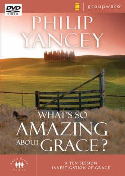 Picture of WHAT'S SO AMAZING ABOUT GRACE? DVD