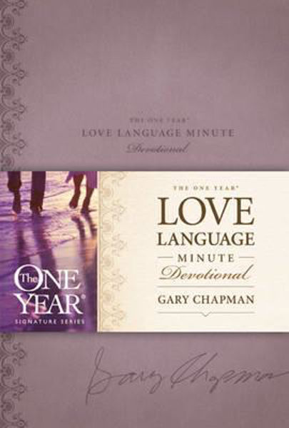 Picture of LOVE LANGUAGES ONE YEAR DEVOTIONAL