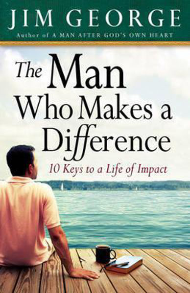 Picture of MAN WHO MAKES A DIFFERENCE