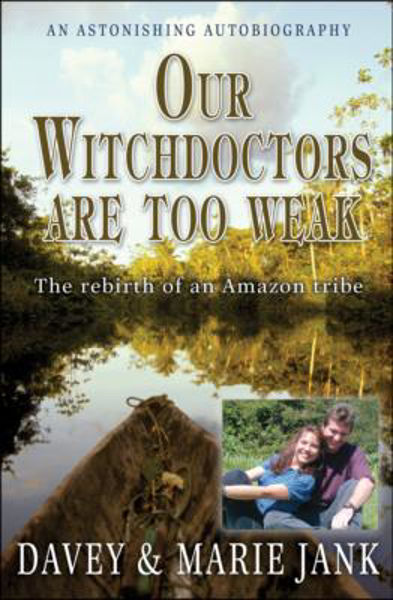 Picture of OUR WITCHDOCTORS ARE TOO WEAK