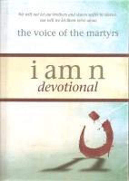 Picture of VOICE OF THE MARTYRS/ I AM N DEVOTIONAL