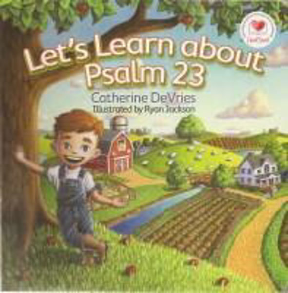 Picture of LET'S LEARN ABOUT PSALM 23