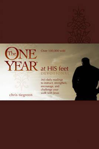 Picture of ONE YEAR AT HIS FEET DEVOTIONAL