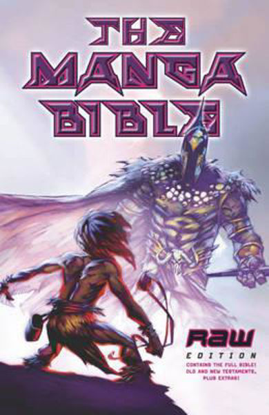 Picture of THE MANGA BIBLE RAW EDITION