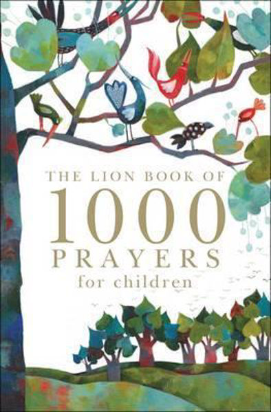 Picture of LION BOOK OF 1000 PRAYERS FOR CHILDREN