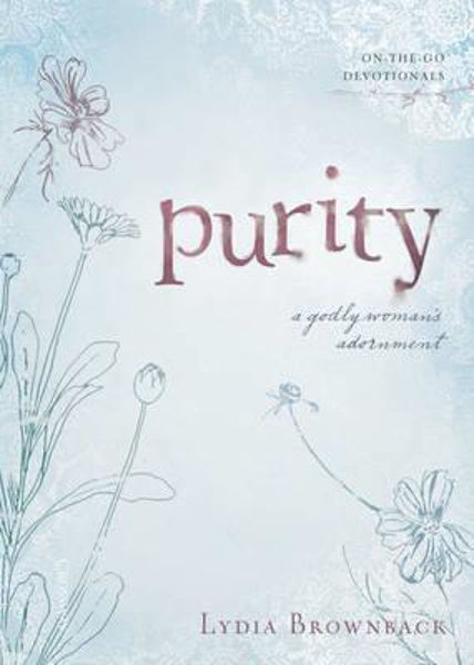 Picture of ON THE GO DEVOTIONALS/PURITY