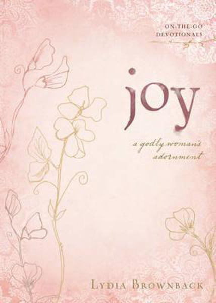 Picture of ON THE GO DEVOTIONALS/JOY