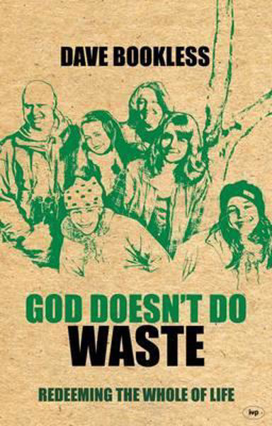 Picture of GOD DOESN'T DO WASTE