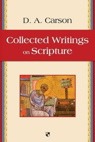 Picture of THE COLLECTED WRITINGS ON SCRIPTURE
