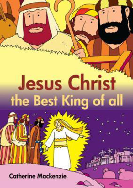 Picture of JESUS CHRIST THE BEST KING OF ALL