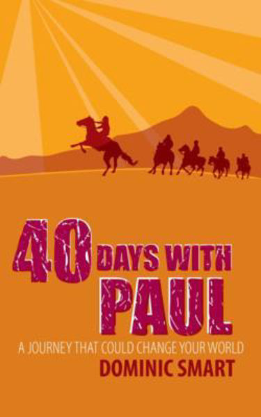 Picture of 40 DAYS WITH PAUL