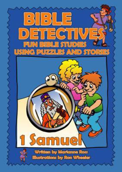 Picture of BIBLE DETECTIVES 1 SAMUEL