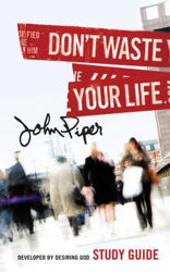 Picture of DON'T WASTE YOUR LIFE STUDY GUIDE