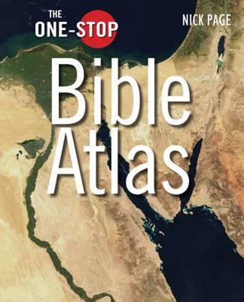 Picture of THE ONE STOP BIBLE ATLAS