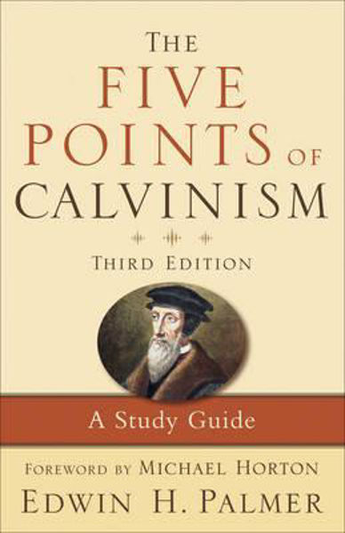 Picture of THE FIVE POINTS OF CALVINISM/STUDY GUIDE